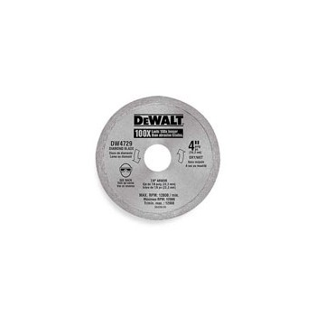 Tile Saw Blade - 4 inch