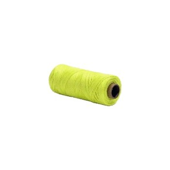 Opti-Brite Lime/Yellow Nylon Twine, #18 x 1050'