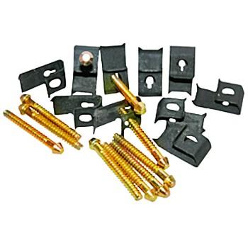Buy the larsen 42 2111 long elkay sink clips hardware world - Kitchen sink clips extra long ...