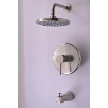 laundry tub shower faucets 10 6184 bn tub shower faucet 10 6184 bn tub ...