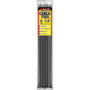 Cable Ties ~ 11in. 25pk