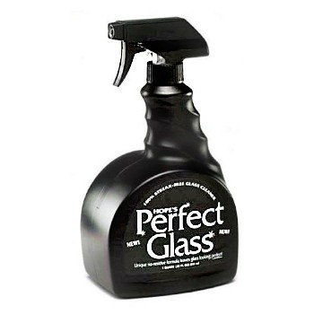 Perfect Glass Cleaner,  Hope's Brand ~ Spray, 32 oz