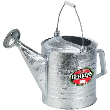 Behrens Mfg 210 Watering Can, Steel - 2.5 Gallon Watering Cans, Watering, Water Cans, Watering Can, Water Can, Garden Watering, Greenhouse Watering