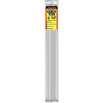 Cable Ties ~ 14in. 25pk