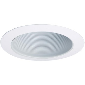 Cooper Lighting Regent Apert707wht Light Fixture Recessed White Metal Trim 6