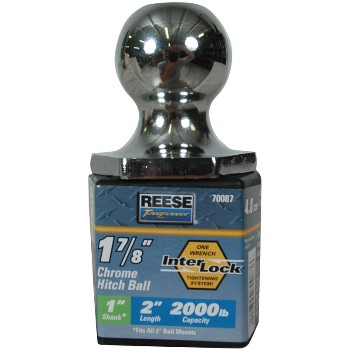 1 7/8in. Hitch Ball