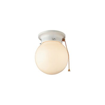 Buy the Hardware House 544908 Ceiling Light Fixture With Pull ...