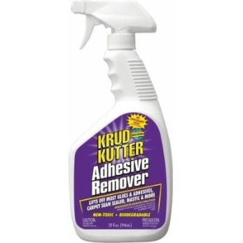 Adhesive Remover,  Krud Kutter ~ 32 oz Spray