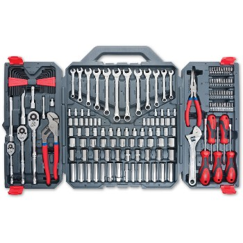 170pc Mech Tool Set