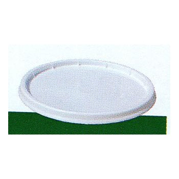 Pry-Off Gallon Sized Lid,  White