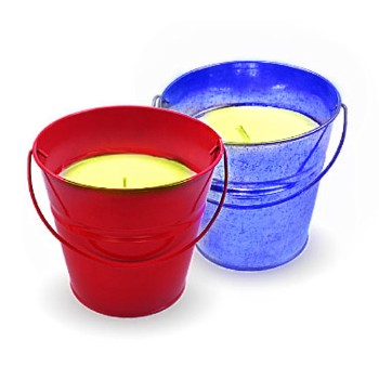 Party Pail ~ Citronella Scented Candle