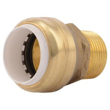 3/4in. Sb Pvc Connector