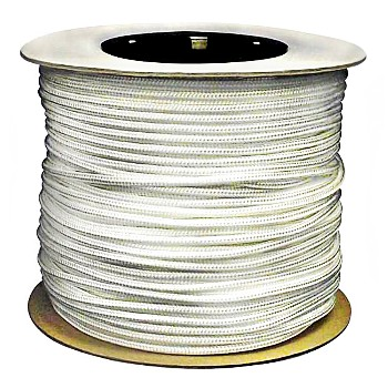 "Solid Braided Nylon Rope ~ 3/16"" x 1,000 Ft"