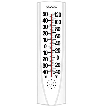 Thermometer, Andover Indoor/Outdoor ~ 8""