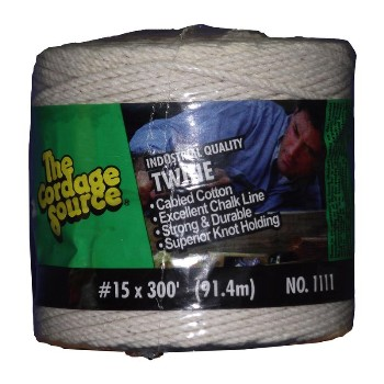 15 X 300ft. Cotton Twine