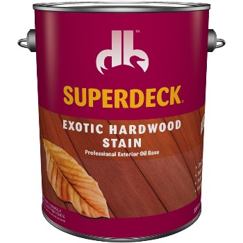 Exotic Hardwood Stain ~ Walnut - Gallon