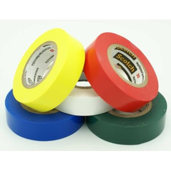 Electrical Tape - Blue - 0.75 inch x 66 feet