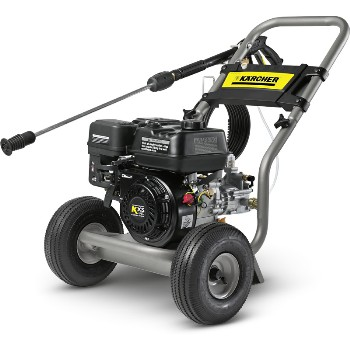 Variable Pressure Washer