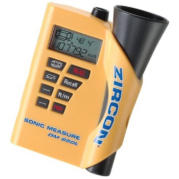 Sonic Electronic Measuring Tool, 50 feet