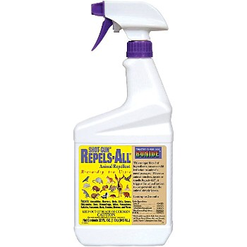 Repels-All  Ready-To-Spray Repellent ~ Quart