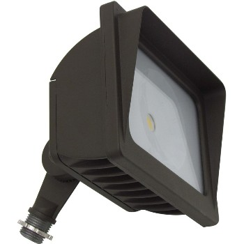 Led Flood Light ~ Bronze