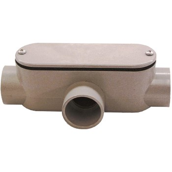 Conduit Body - Type T - 2 inch