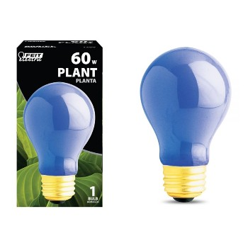 Plant Light Bulb, 120 Volt 60 Watt