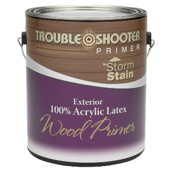 storm stain acrylic latex primer exterior base coat designed to help. Black Bedroom Furniture Sets. Home Design Ideas