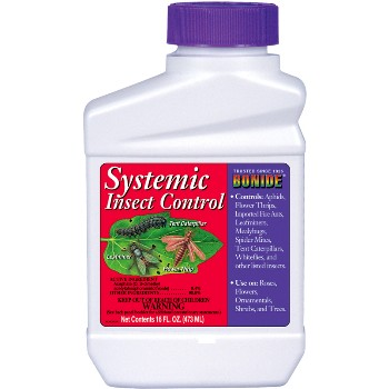 Systemic Insect Control ~ One Pint