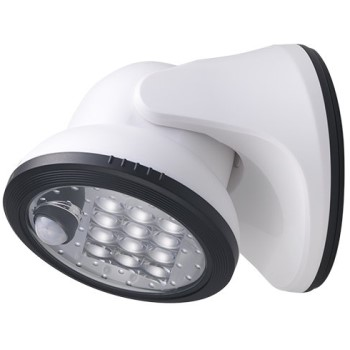 12led Wh Porch Light