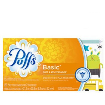 Puffs Family Tissues
