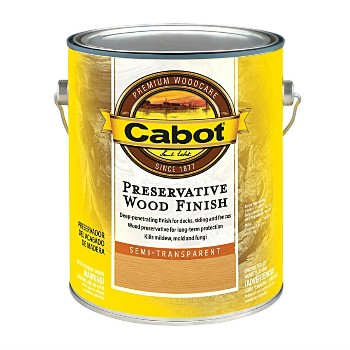 Buy the cabot 140 4306 007 preservative wood finish - Cedar wood preservative exterior ...