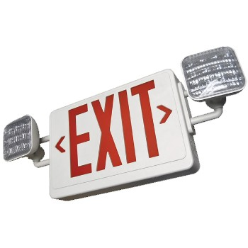 Dkc2rw Led 2lt Exit/Emergency