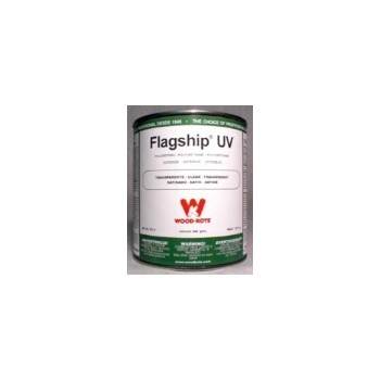 Flagship Marine Finish Polyurethane,  Satin ~ Quart