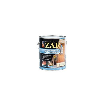 Buy the zar 20312 exterior polyurethane gloss quart hardware world for Exterior polyurethane wood finish