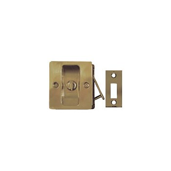 Buy The Hardware House 569590 Privacy Pocket Door Lock At Hardware World
