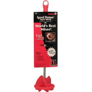 Paint Mixer - Speed Demon, 1 to 5  Gallon Size