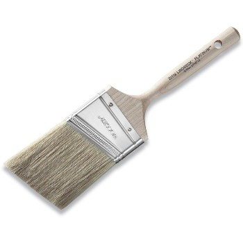 Lindbeck Platinum Angle Brush ~ 2 1/2 in.