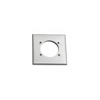 2 Gng Outlet Plate