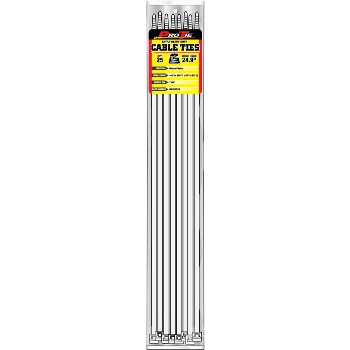Cable Ties ~ 24in. 25pk