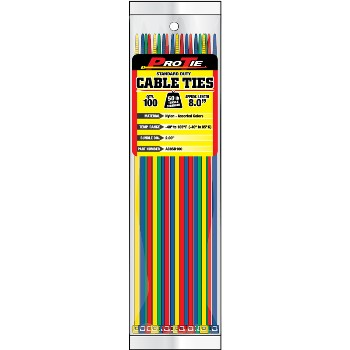 Cable Ties ~ 8in. 100pk