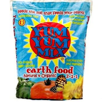 Buy the soil mender yym pls 12 yum yum mix organic for Organic soil brands
