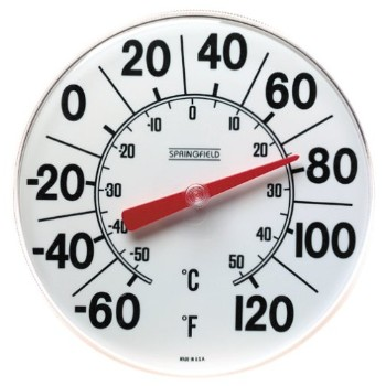 Thermometer ~ Outdoor, 8""