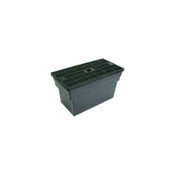 Buy the sunterra 337106 pre filter box at hardware world for Pond pre filter box
