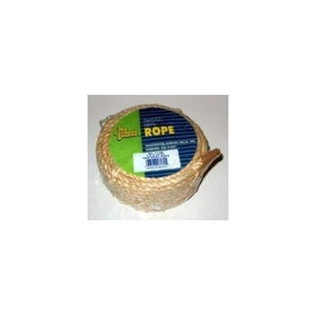 "Twisted Sisal Rope, 1/4"" x 100 feet"