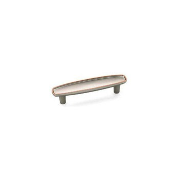 Pull - Porter Weathered Nickel Copper Finish - 3 inch