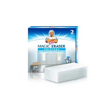 buy the mr clean 43515 mr clean magic eraser at hardware world. Black Bedroom Furniture Sets. Home Design Ideas