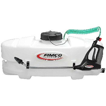 Cordless Sprayer, 10 Gallon