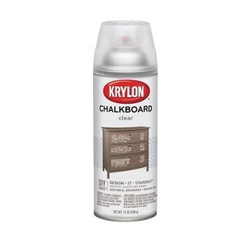 buy the krylon i00808000 chalkboard paint clear 12 oz. Black Bedroom Furniture Sets. Home Design Ideas