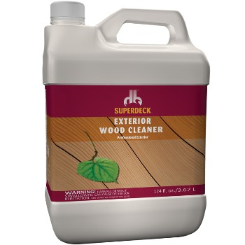Exterior Wood Clearner ~ Gallon